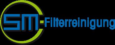 Logo SM, Filterreinigung Service, Stofffilter Reinigungsservice